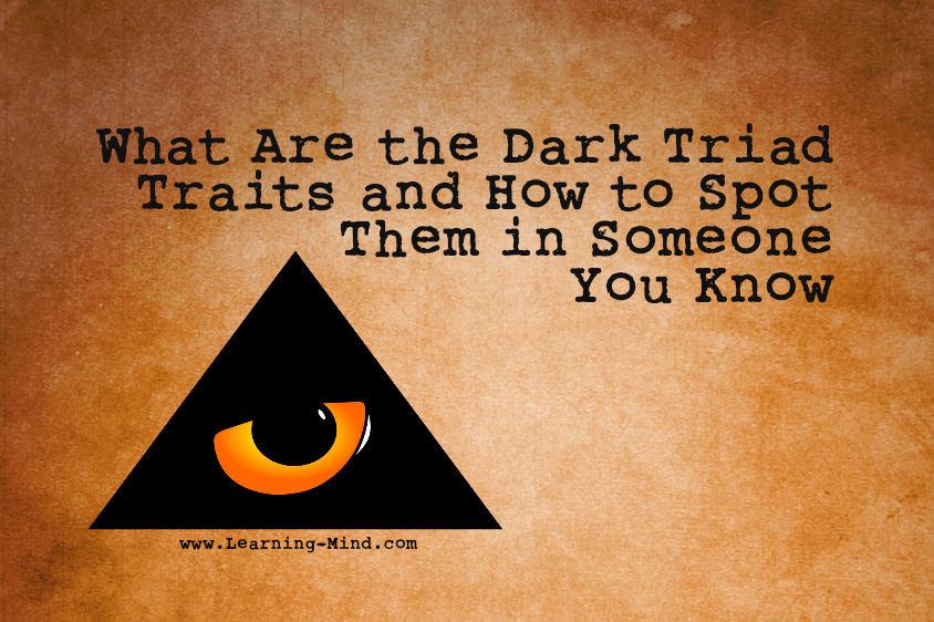 dark triad