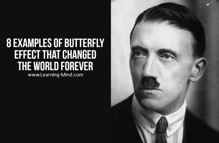 the butterfly effect examples