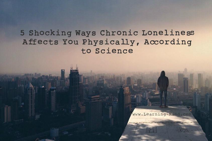chronic loneliness