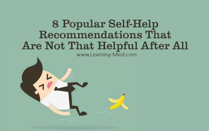 self-help recommendations