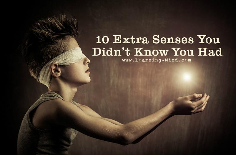 extra human senses