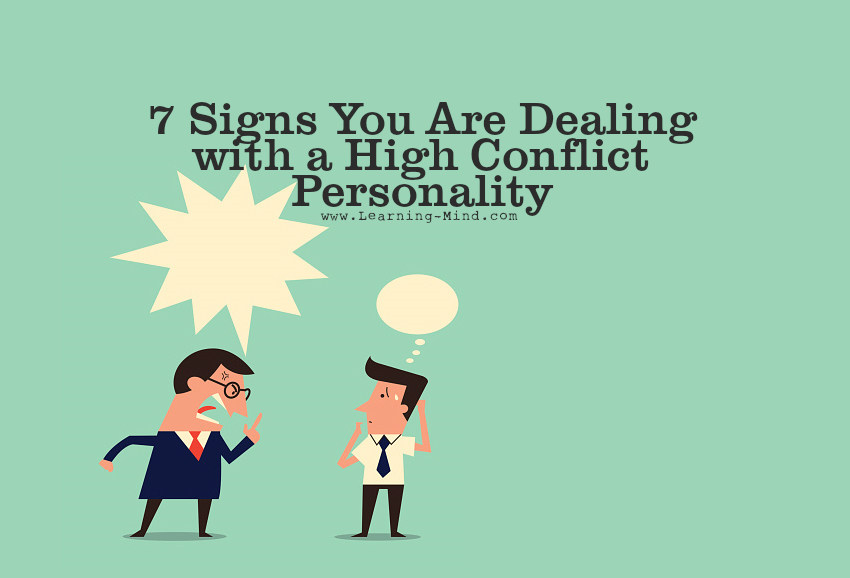 high conflict personality