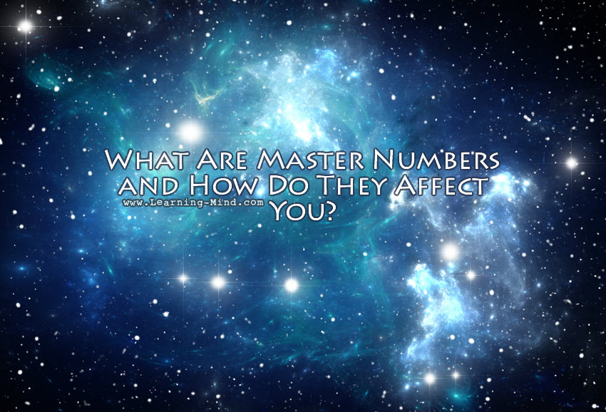 master numbers
