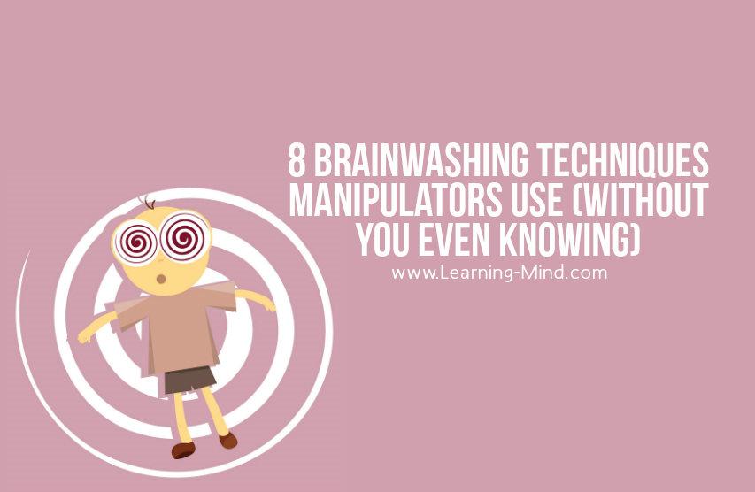 brainwashing techniques