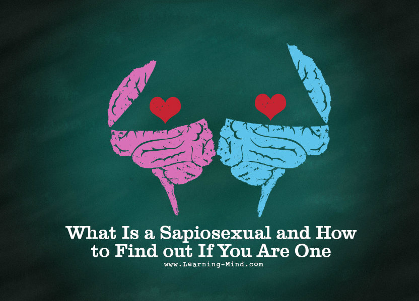 Sapiosexual define