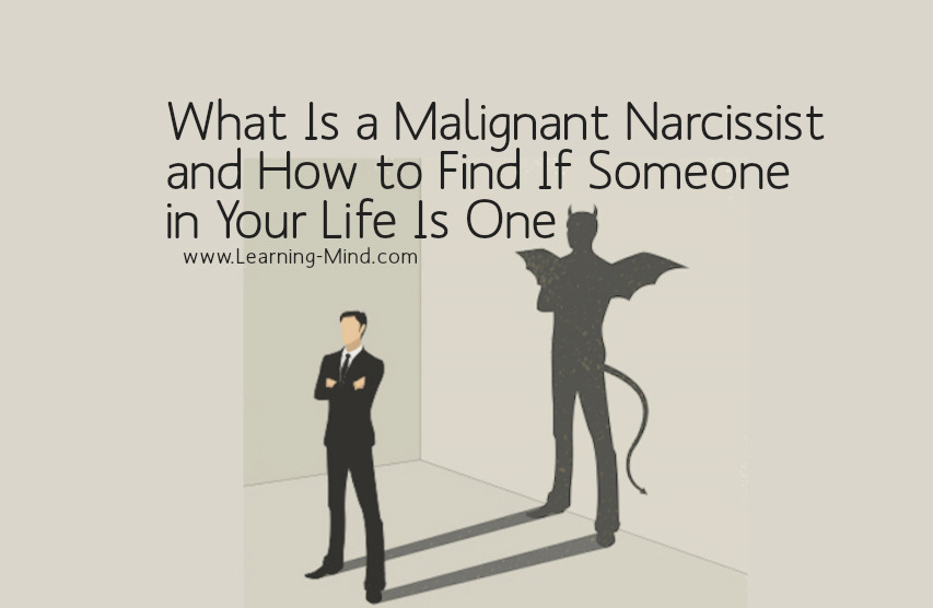 Malignant narcissism test