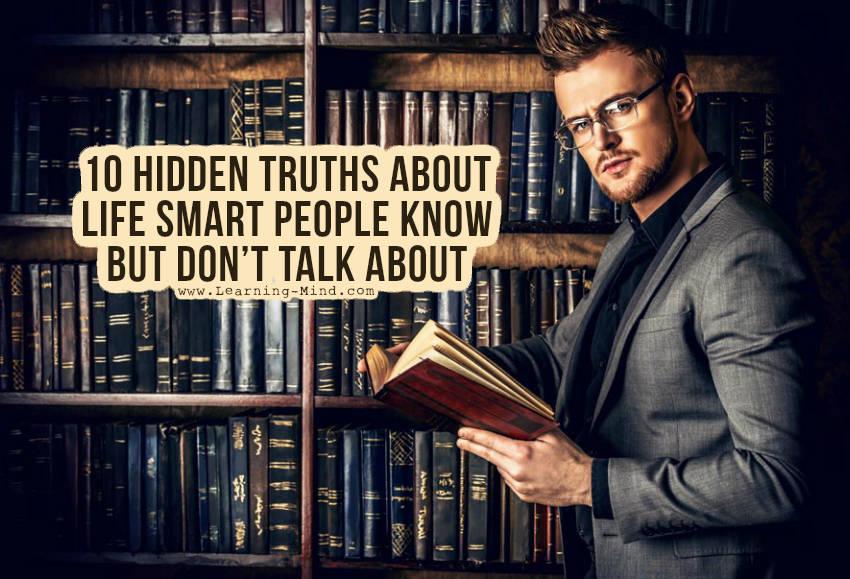 hidden truths life