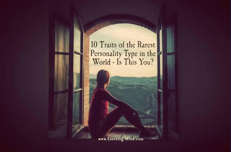 rarest personality type infj