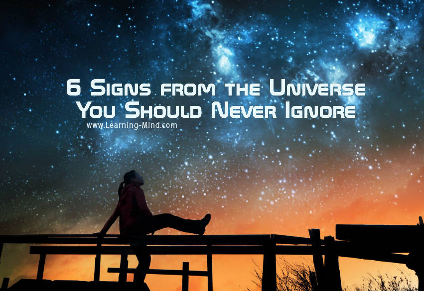 11 Warning Signs From the Universe