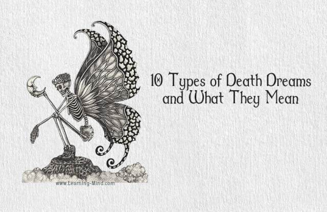 10 Types of Death Dreams and What They Mean – Learning Mind