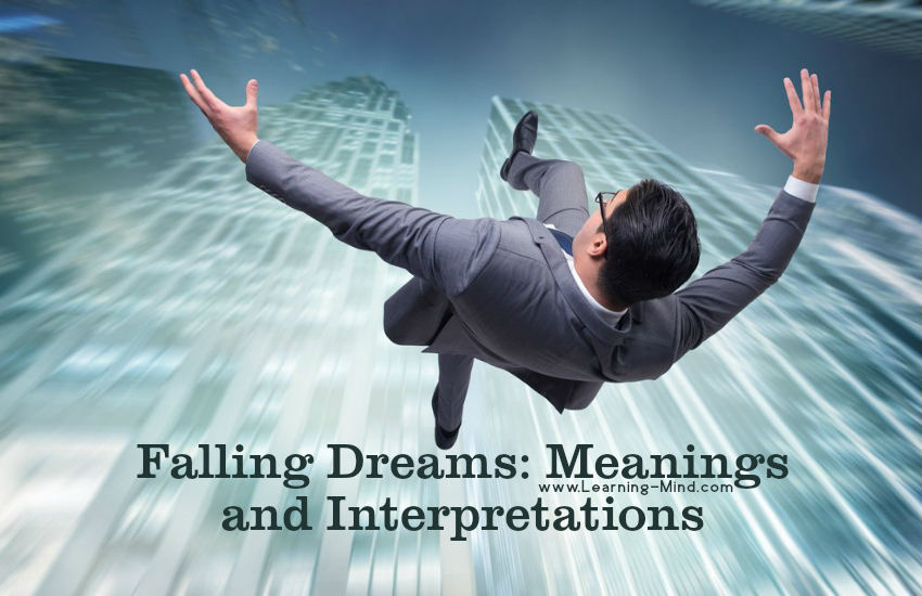 Falling Dreams: Meanings and Interpretations That Reveal Important