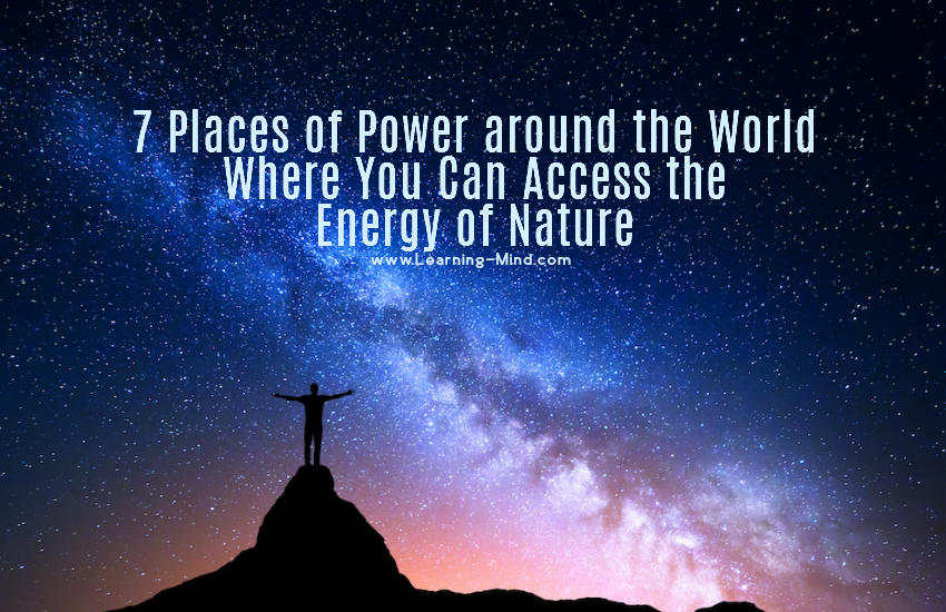 places of power