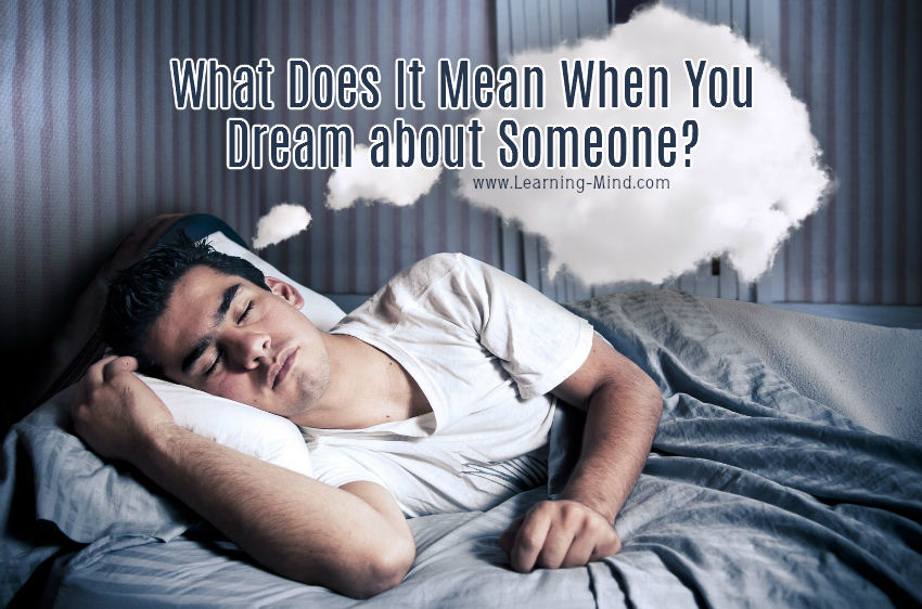 What does it mean when you have a dream about your ex hookup someone else