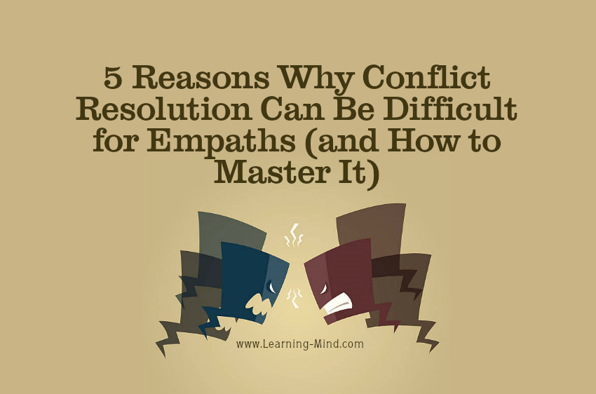 Why Conflict Resolution Can Be Difficult for Empaths (and How to Master It) Conflict-resolution-empaths
