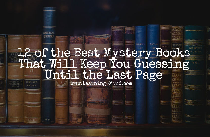 12 Best Mystery Books That Will Keep You Guessing Until the