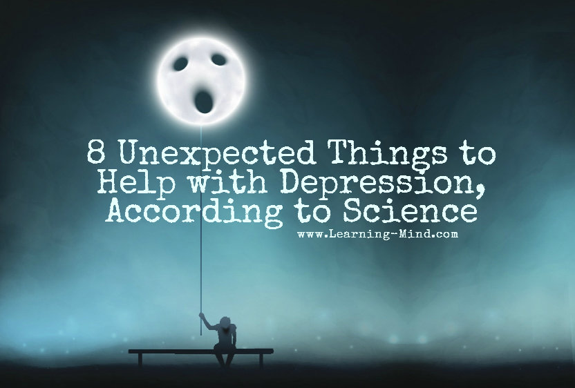 things to help with depression