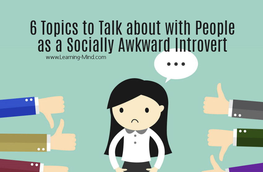 topics to talk about introvert