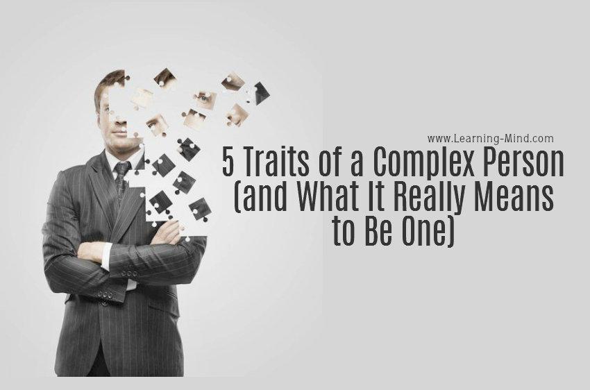 complex person