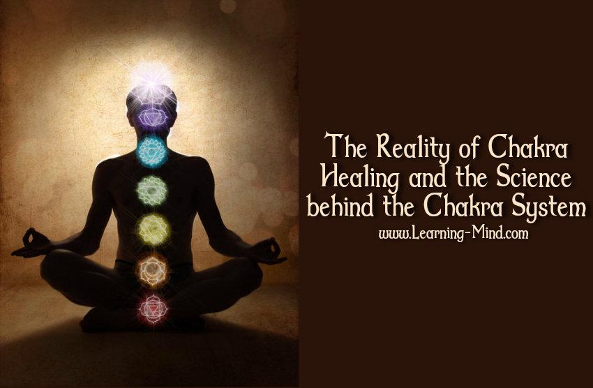 chakra healing science