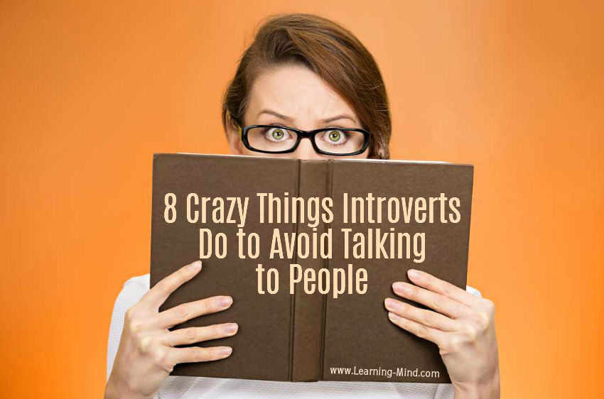 crazy things introverts