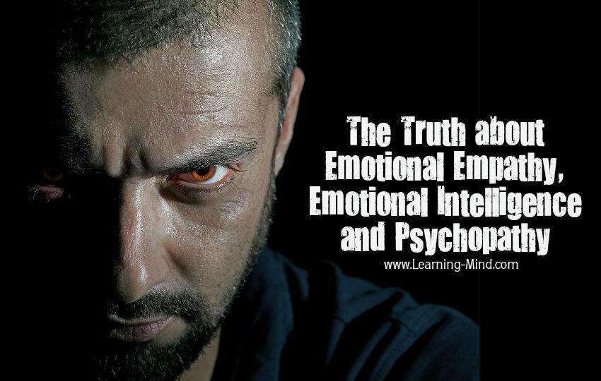 emotional empathy psychopathy