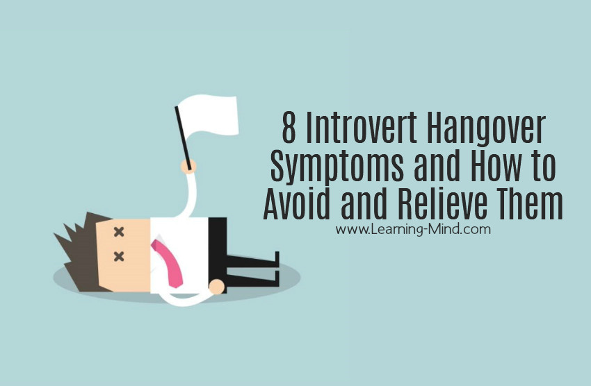 introvert hangover symptoms