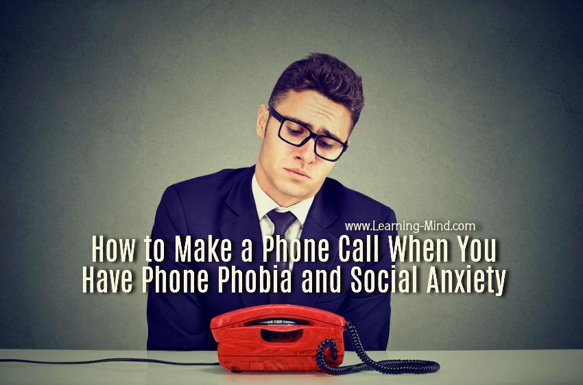 make a phone call
