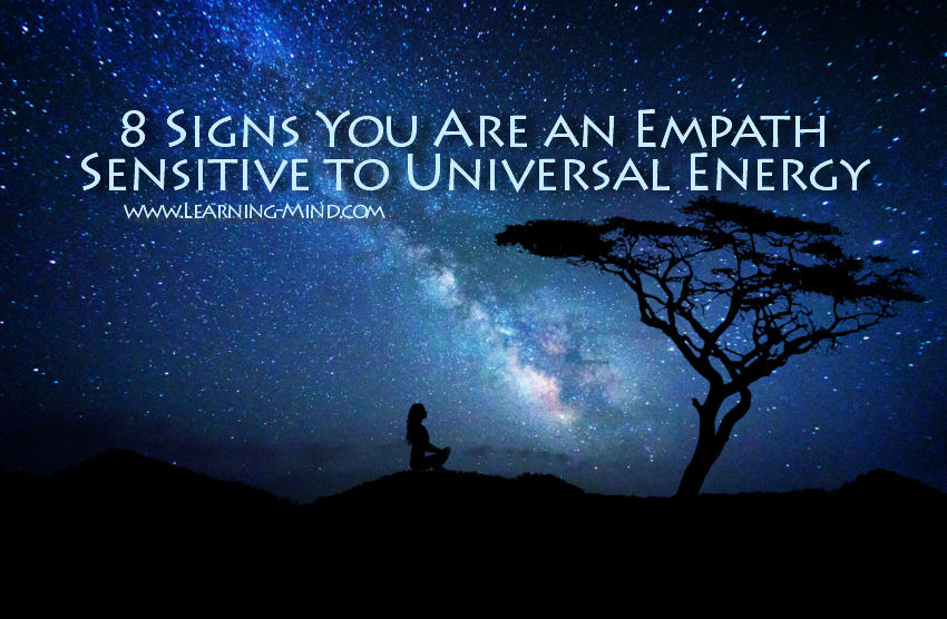 What Is Universal Energy and 8 Signs You Are an Empath