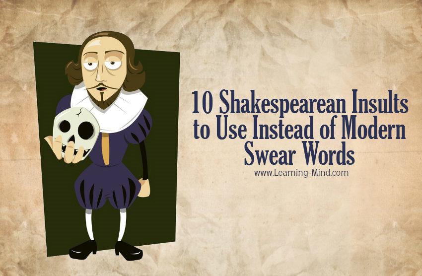 shakespeare profanity