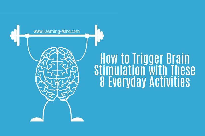 brain stimulation activities