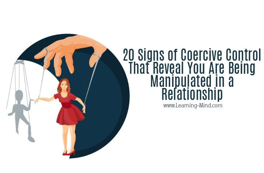coercive control signs