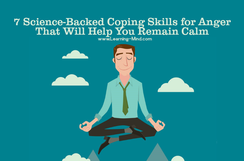 coping skills for anger