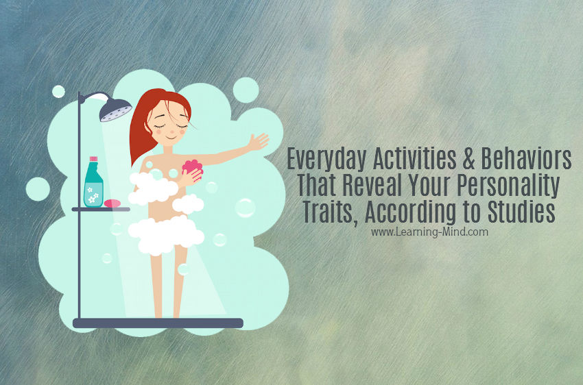 everyday activities personality