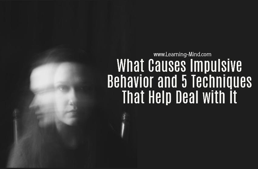 impulsive behavior