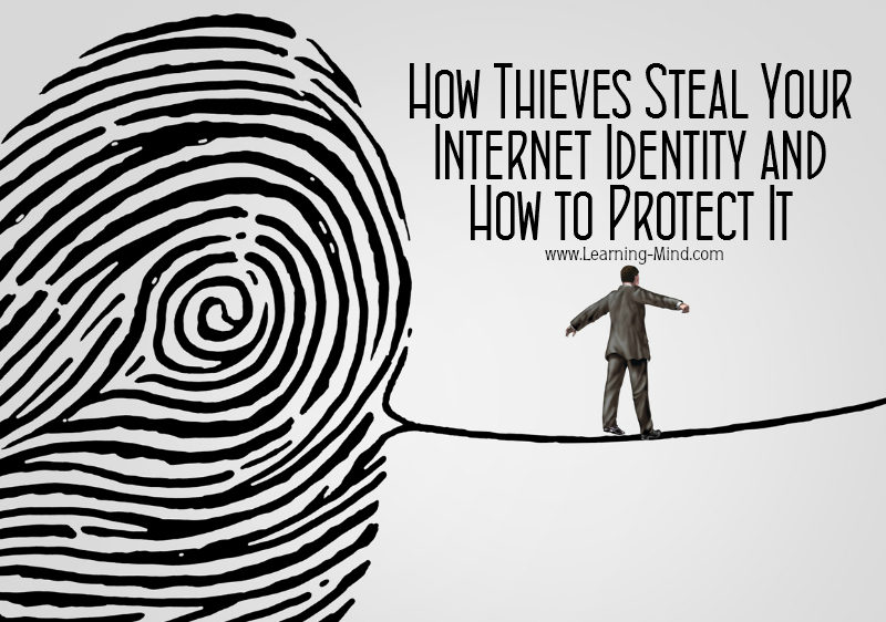 how to protect your identity online