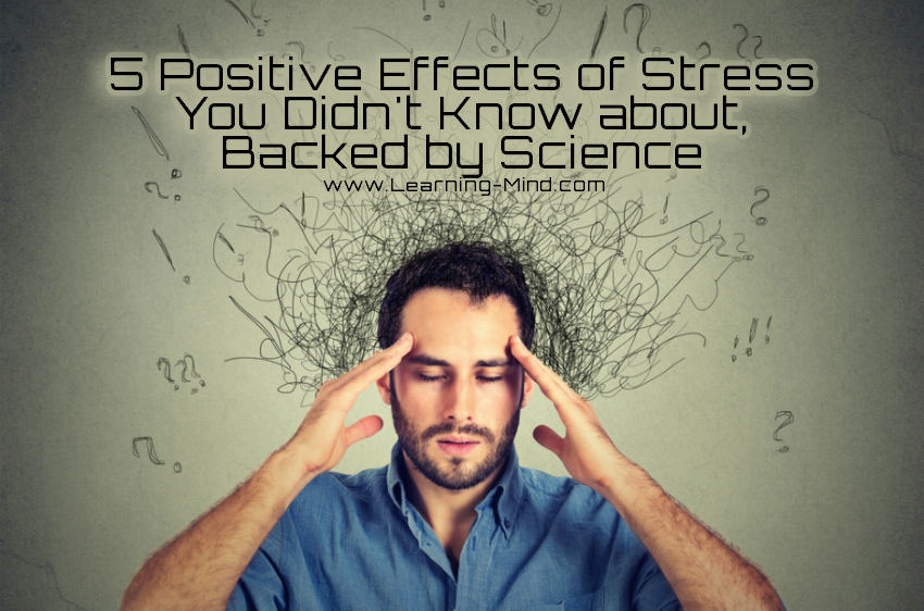 positive effects of stress