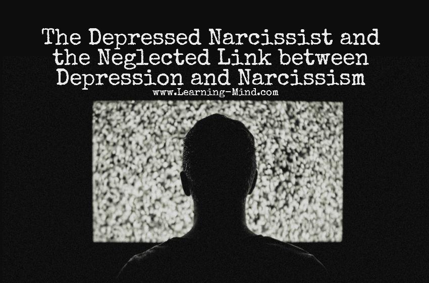 depressed narcissist