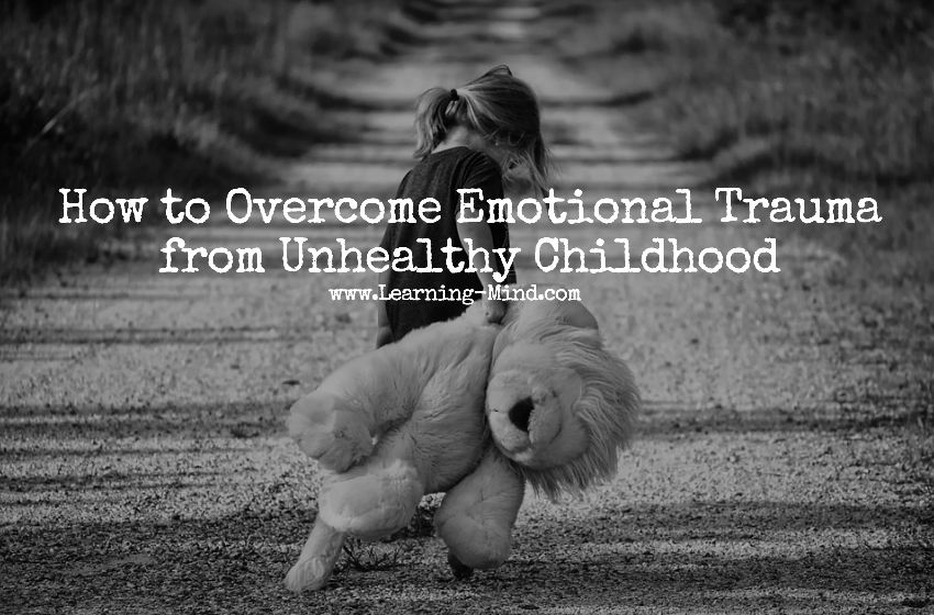 emotional trauma childhood