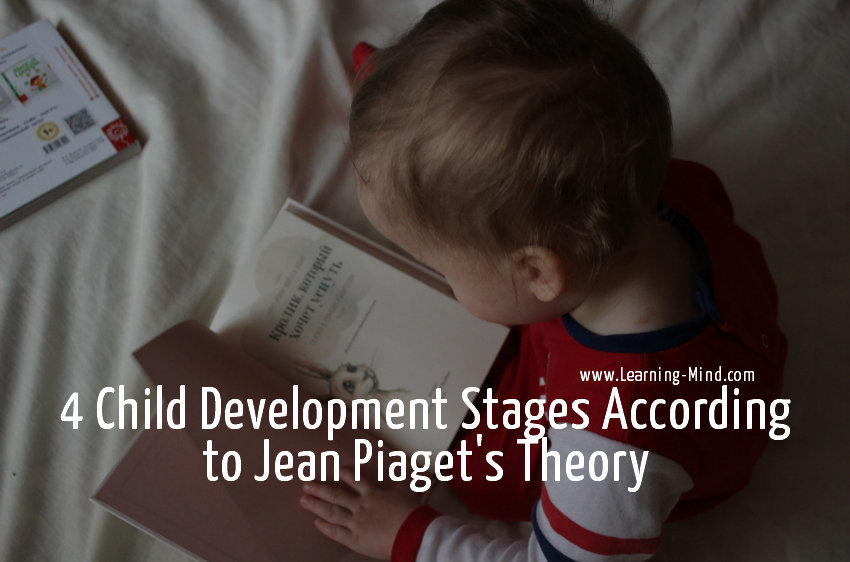 child development stages piagets theory