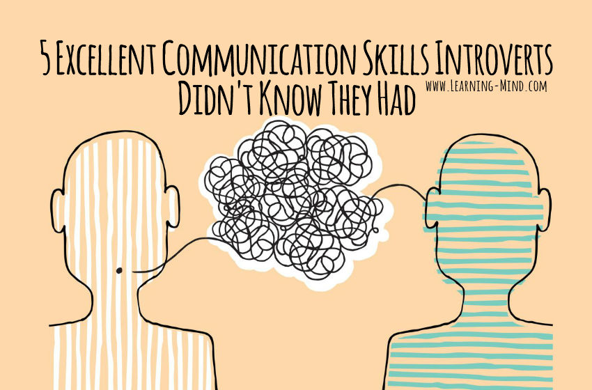 Excellent Communication Skills Introverts