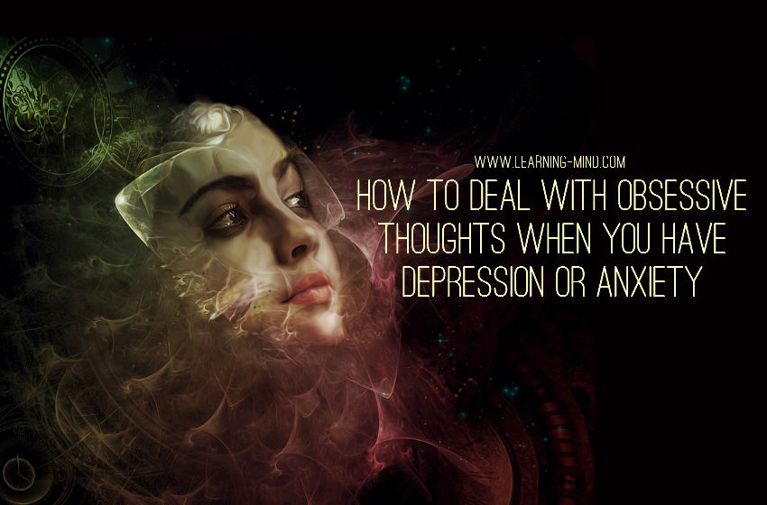 deal with obsessive thoughts