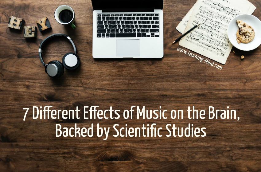 7 Different Effects of Music on the Brain, Backed by Scientific Studies