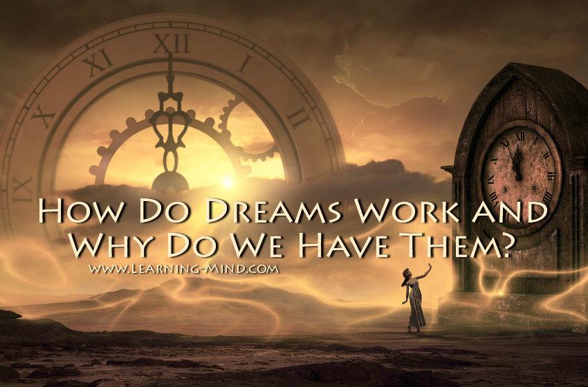 how do dreams work