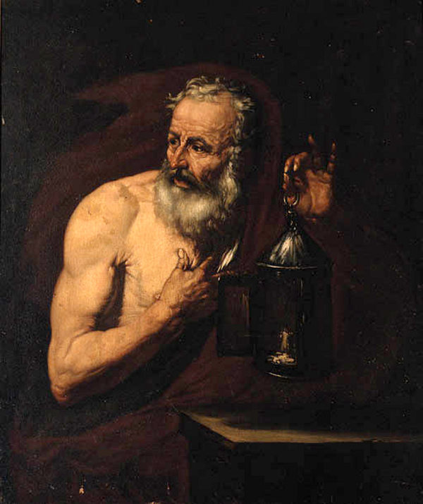 Giovanni Battista Langetti Diogenes greek philosophers