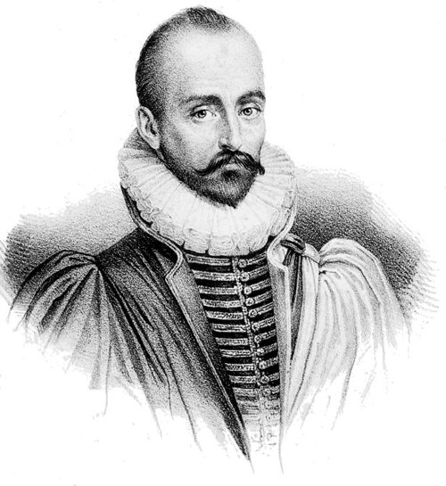 Michel de Montaigne french philosophers