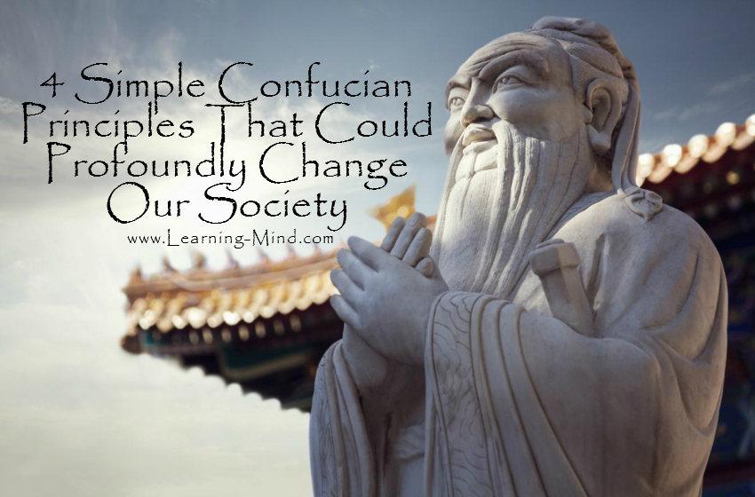 confucian principles