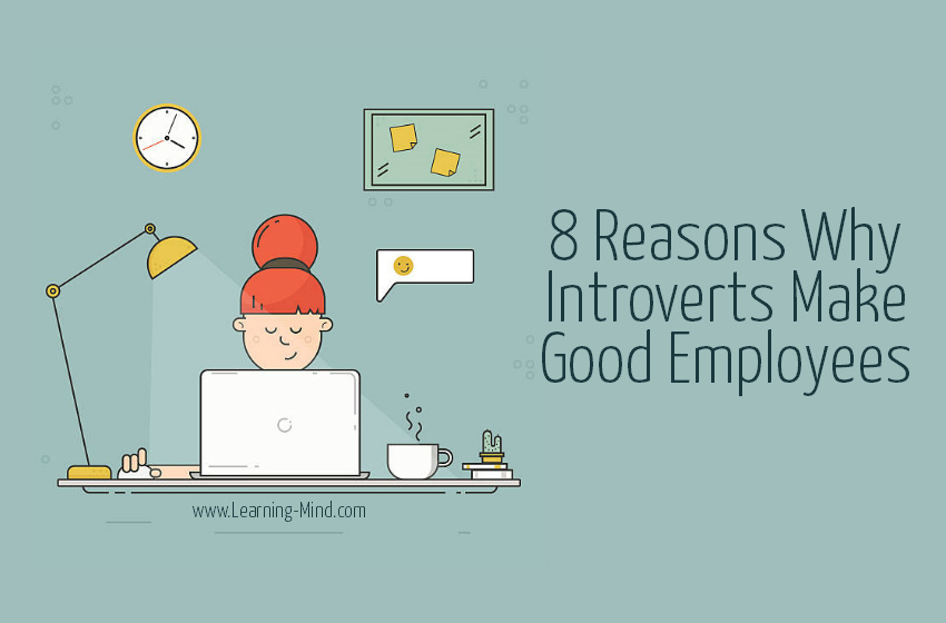 good employees introverts