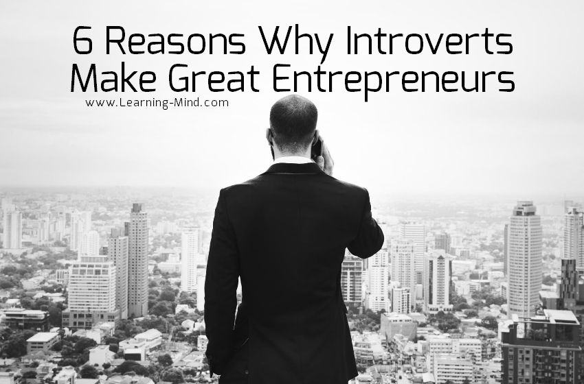 Introverts Great Entrepreneurs
