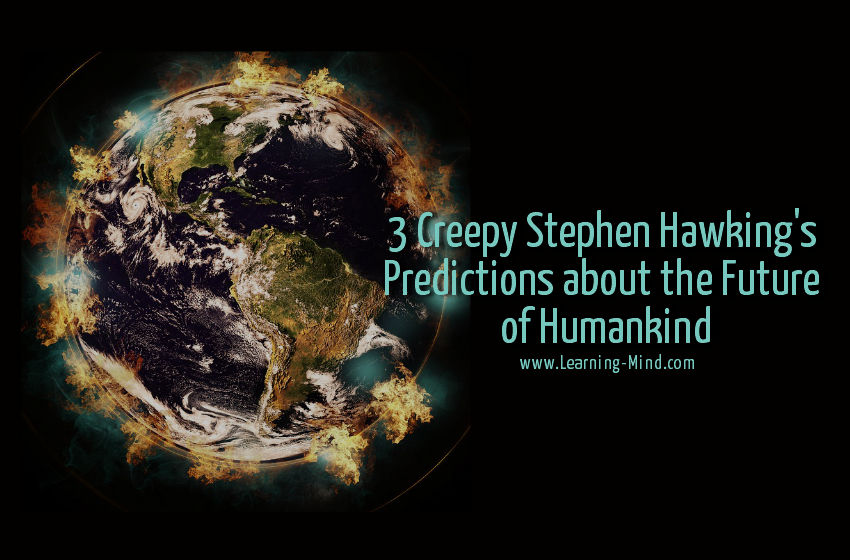 Stephen Hawking's predictions