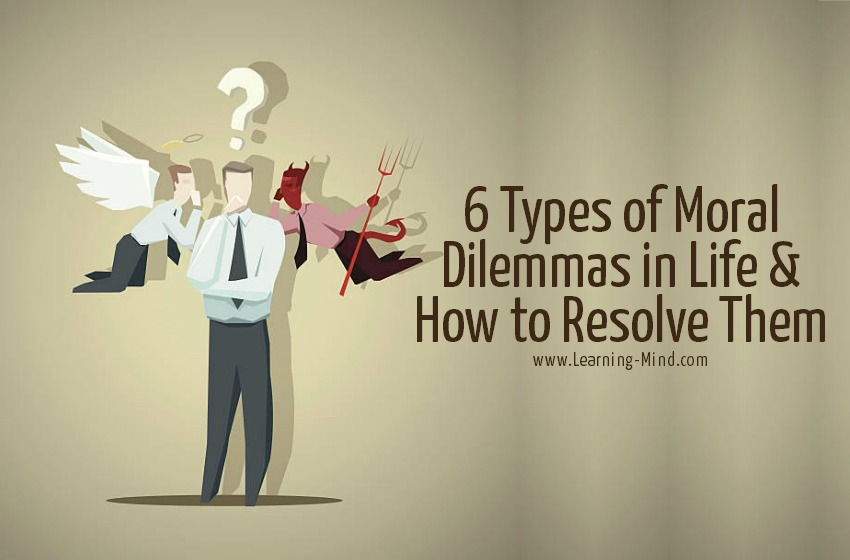 moral dilemmas types